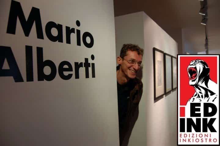 Mario Alberti sui corti di The Cannibal Family