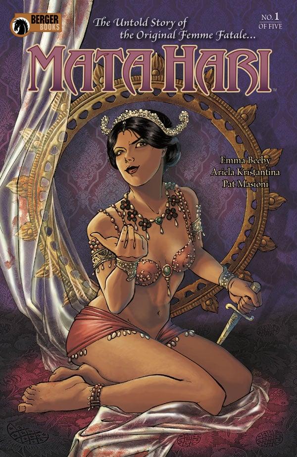 Mata-Hari-1_First Issue