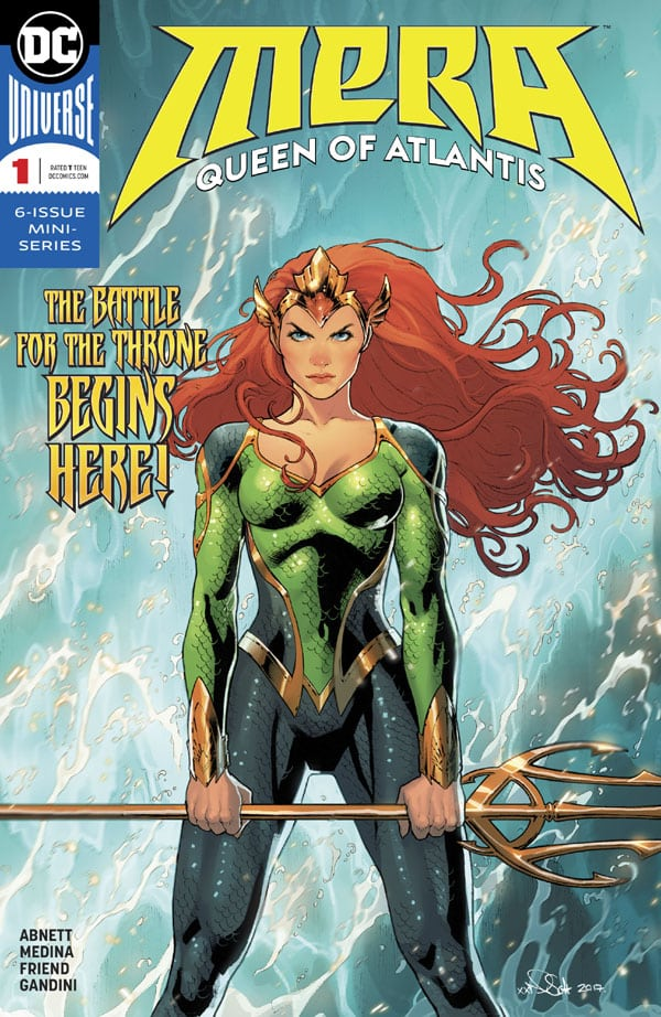 Mera-Queen-of-Atlantis-1_First Issue