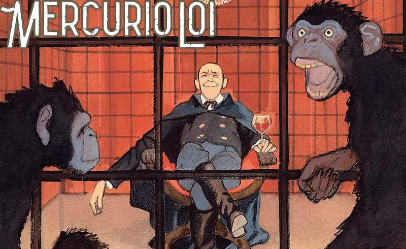 Mercurio Loi: tra scimmie, amori, duelli e segreti