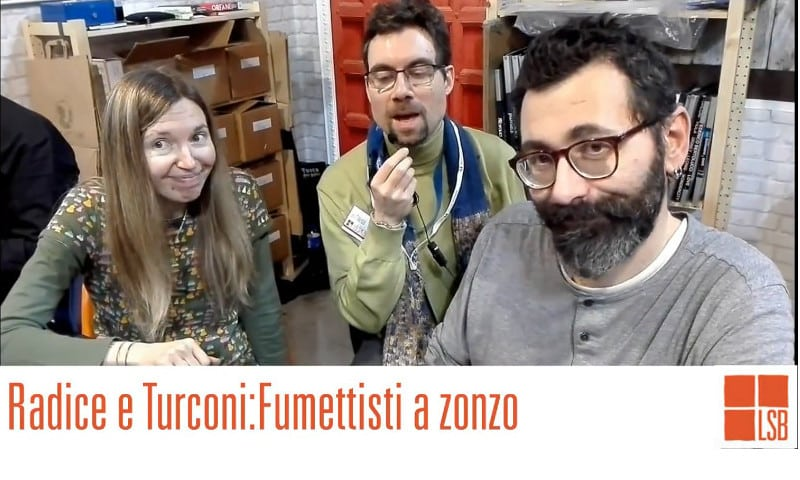 Cartoomics 2018: intervista a Teresa Radice e Stefano Turconi