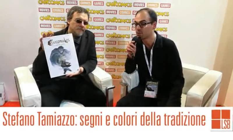 Cartoomics 2018: intervista a Stefano Tamiazzo
