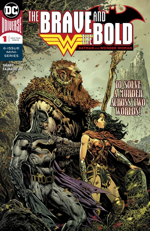 The Brave and the Bold - Batman and Wonder Woman 1