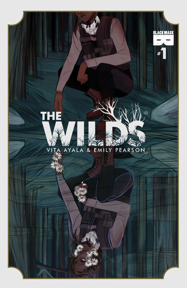 The-Wilds-1_First Issue