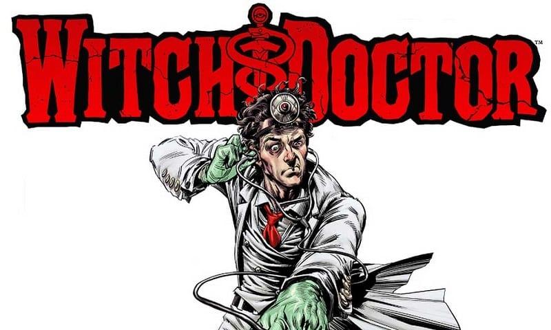 Il ritorno del Witch Doctor in edicola