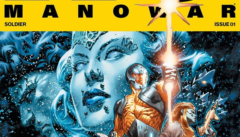 X-O Manowar: essere un re, diventare un uomo