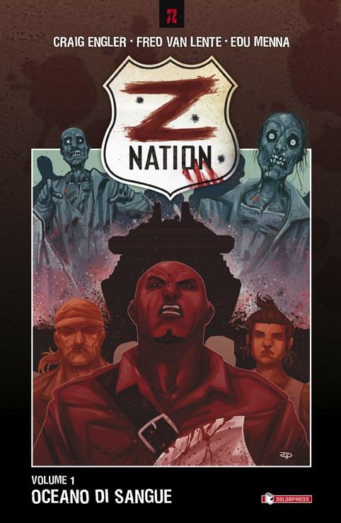 Z Nation: il prequel a fumetti della serie tv