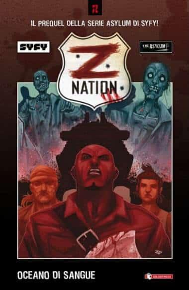Z-Nation – Oceano di sangue (Engler, Van Lente, Menna)