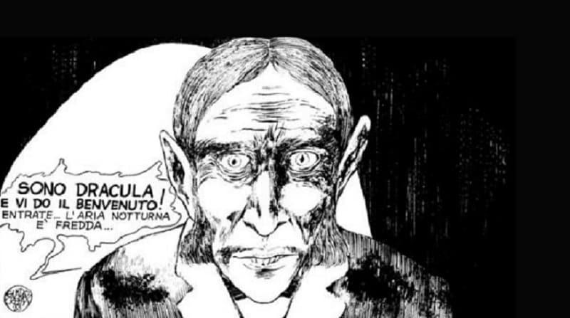 Guido Crepax: una Valentina gotica e postmoderna