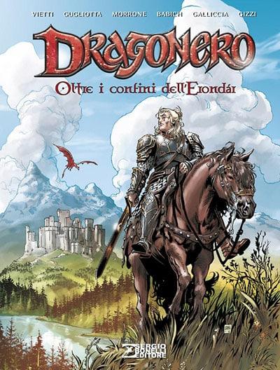 Dragonero - Oltre i confini dell'Erondàr in libreria_Notizie