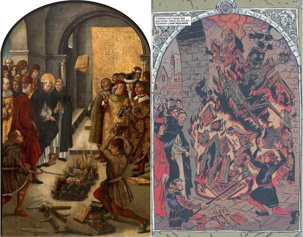 Le follie del purificatore: Savonarola di Keiner Flug_Recensioni