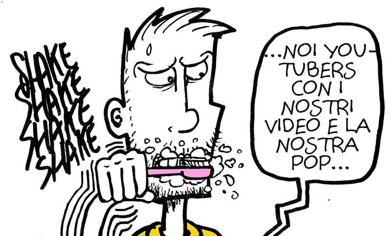 Fumettisti contro Youtubers: intervista a Marcus L.