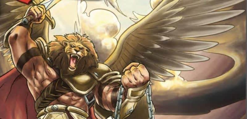 The Golden Legend: il ritorno dei santi combattenti