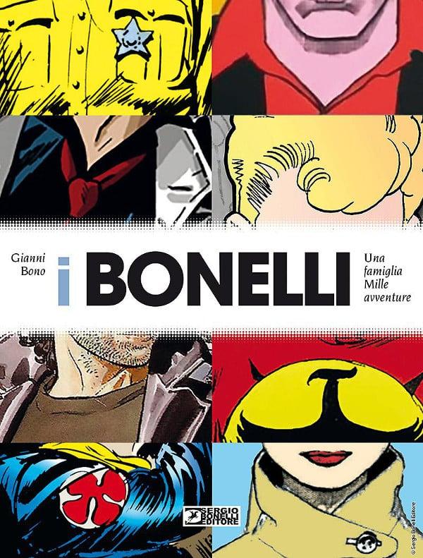 I Bonelli: l'Audace avventura del fumetto italiano_Recensioni