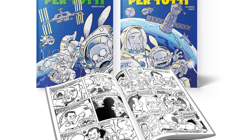 Rat-Man: C'è spazio per tutti in edicola con Gazzetta e Corriere