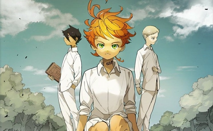 The Promised Neverland: la mamma è sempre la mamma