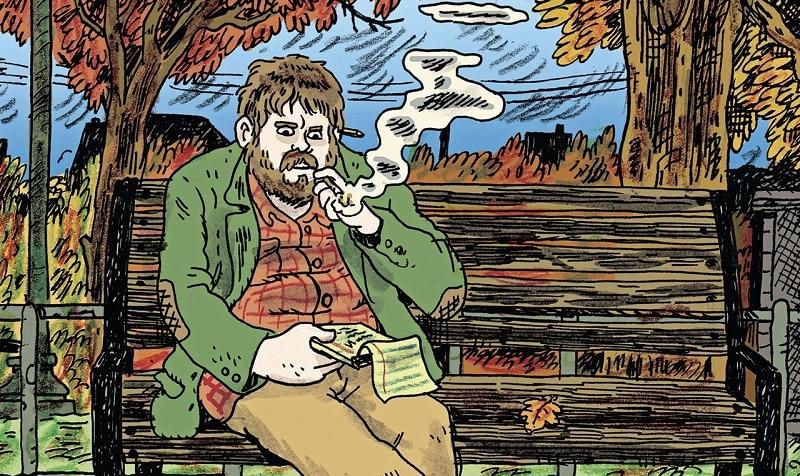 I dolori del giovane Kilgore: Il Bukowski di Van Sciver