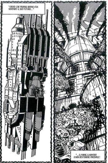 Jim Morrison cyberpunk: fumetti dagli anni ′90