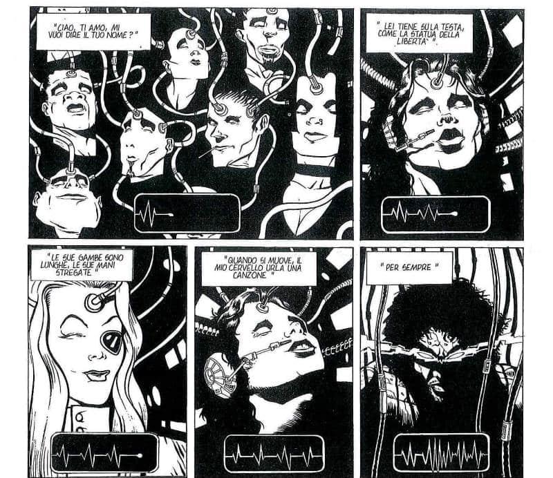 Jim Morrison cyberpunk: fumetti dagli anni ′90_Recensioni