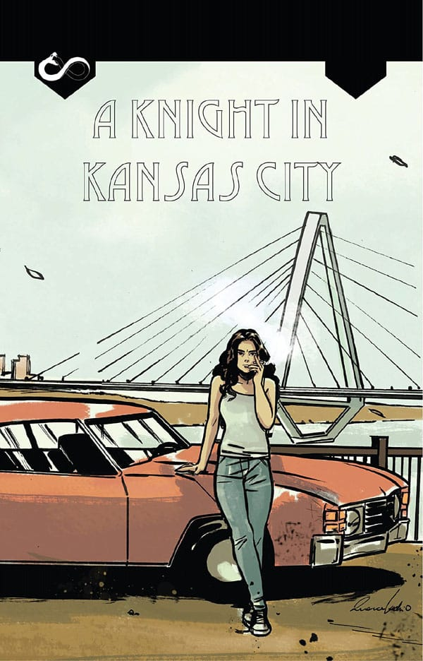 A-knight-in-KC-1_First Issue