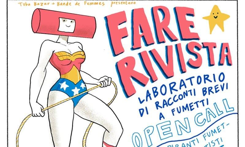 Torna il Festival di fumetti e illustrazioni di Tuba