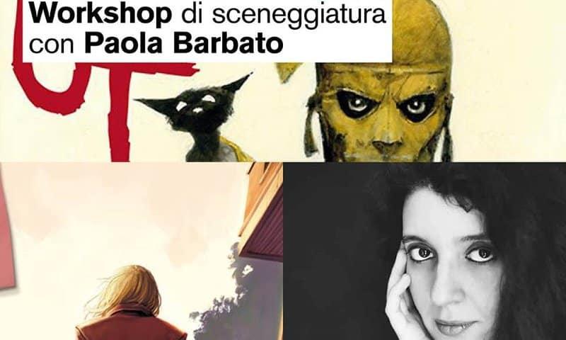 Workshop con Paola Barbato a Oderzo (TV)
