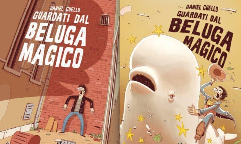 """Bao pubblica """"Guardati dal beluga magico"""" di Daniel Cuello"""