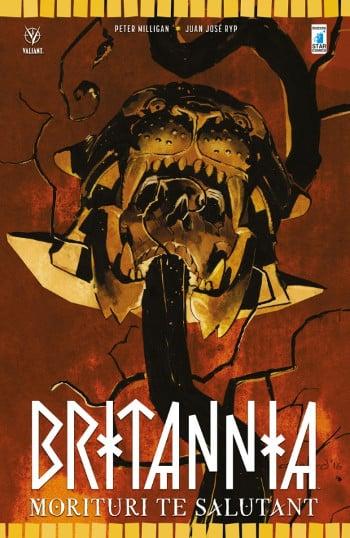 """Star Comics pubblica il secondo volume di """"Britannia""""_Notizie"""