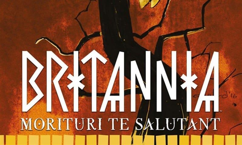 """Star Comics pubblica il secondo volume di """"Britannia"""""""