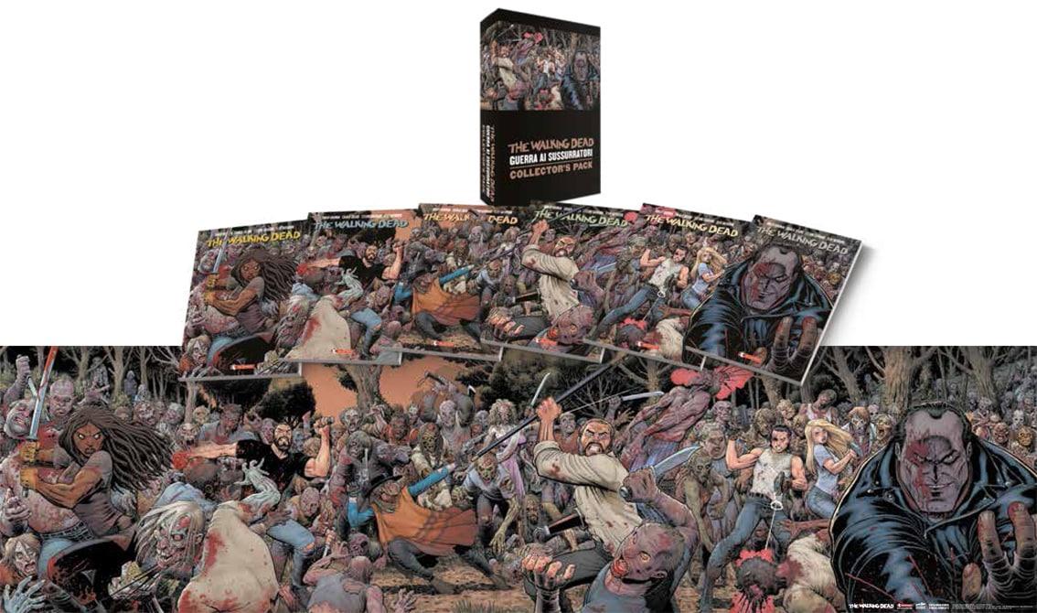 """Disponibile la collector's pack di """"Guerra ai Sussurratori"""""""
