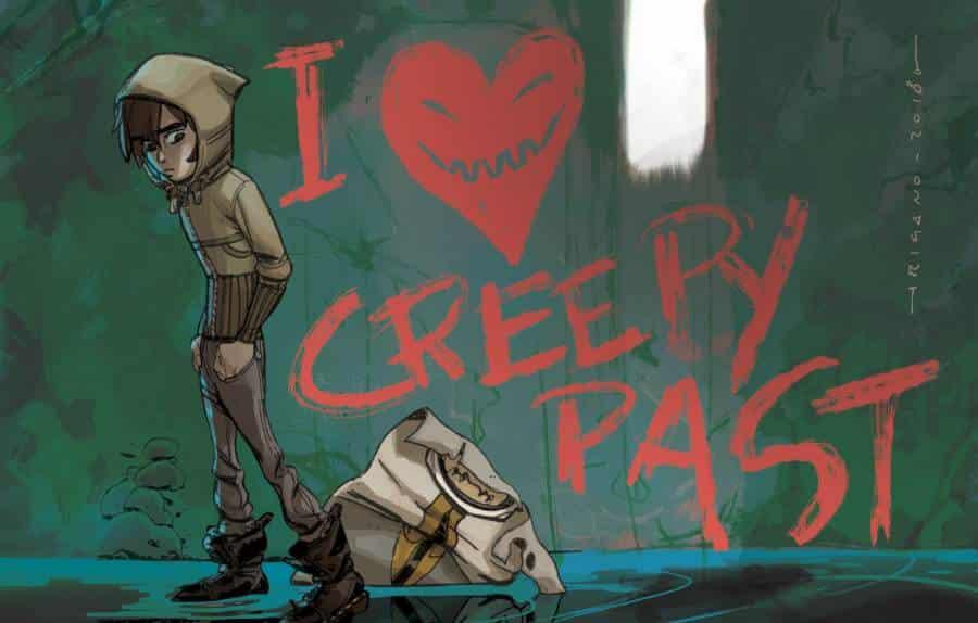 Creepy Past a Napoli Comicon: l'orrore per raccontare l'adolescenza