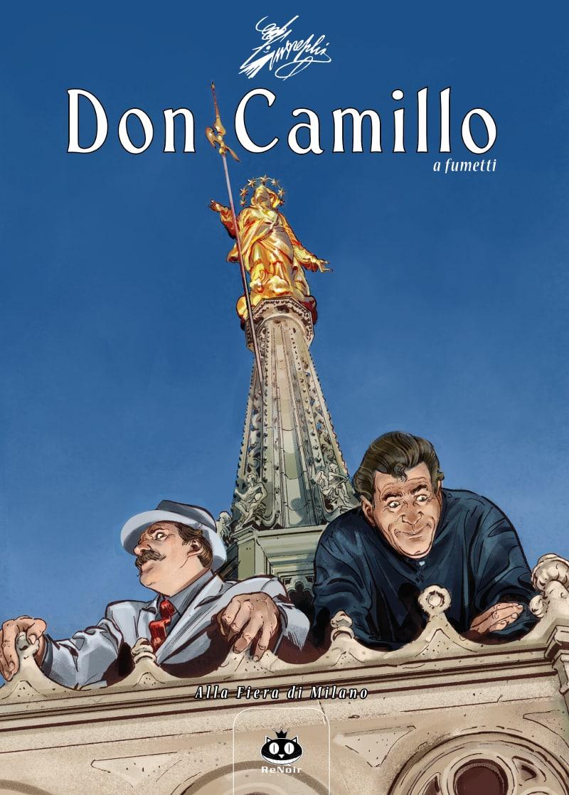 Don Camillo 15 cover