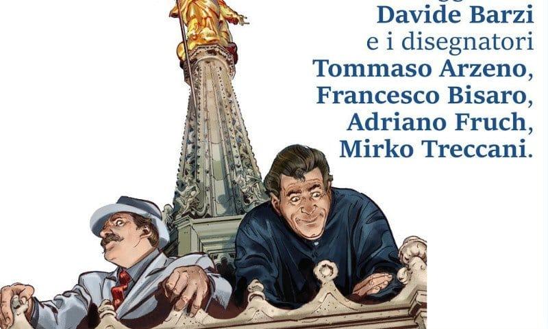 ReNoir Comics festeggia i 110 anni di Guareschi a Roncole Verdi