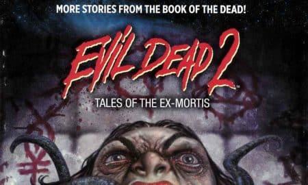Evil Dead evidenza