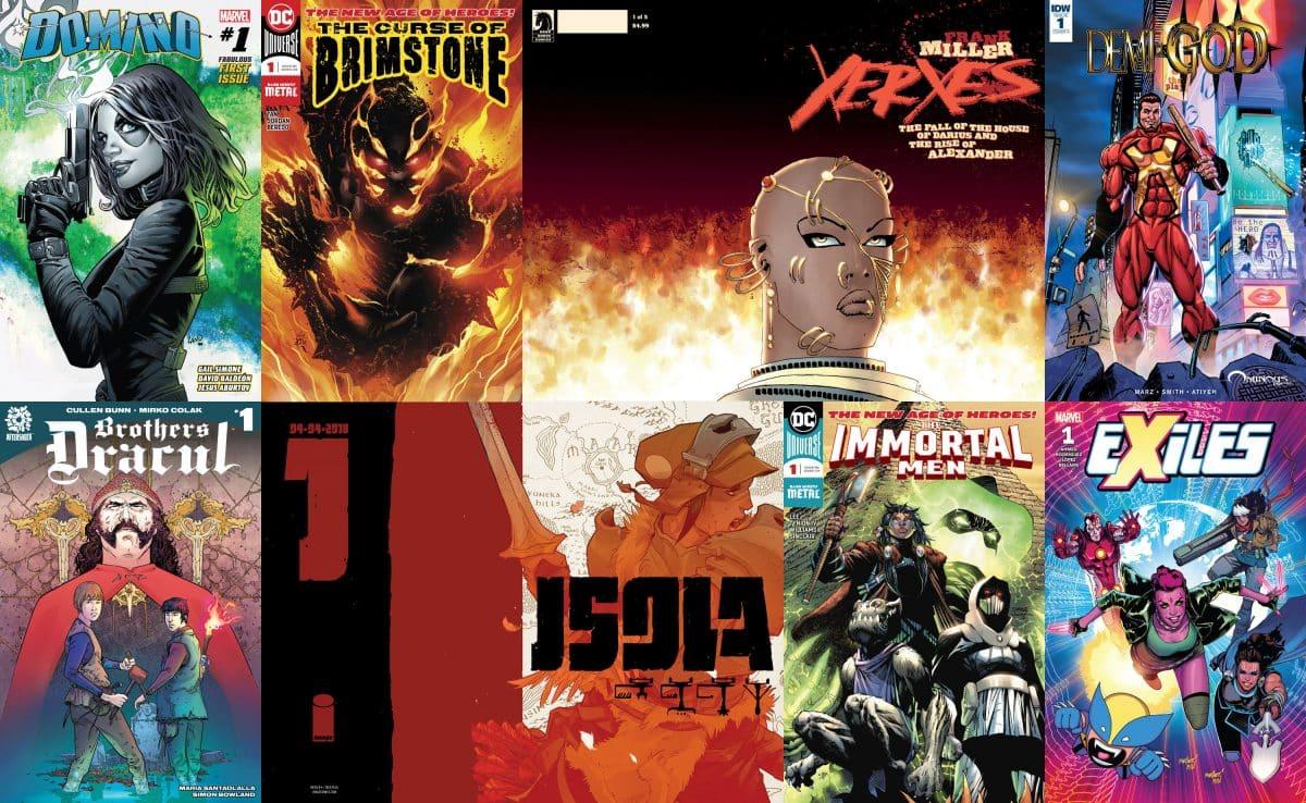 Esordi e ritorni mutanti in First Issue #23