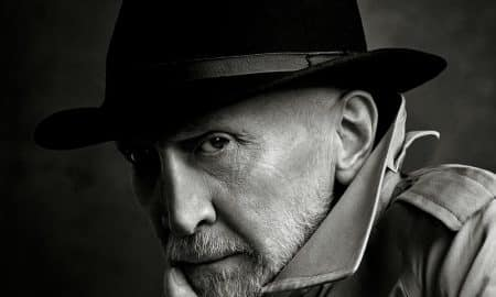 Frank Miller - Headshot BW - credit Sophy Holland