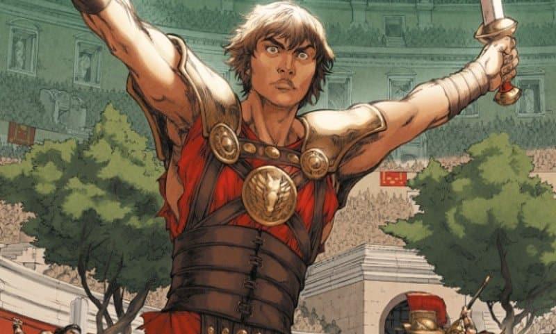 """Star Comics pubblica il secondo volume di """"Gloria Victis"""""""