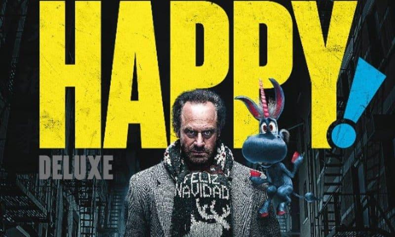 """Bao pubblica l'edizione deluxe di """"Happy!"""" di Grant Morrison"""