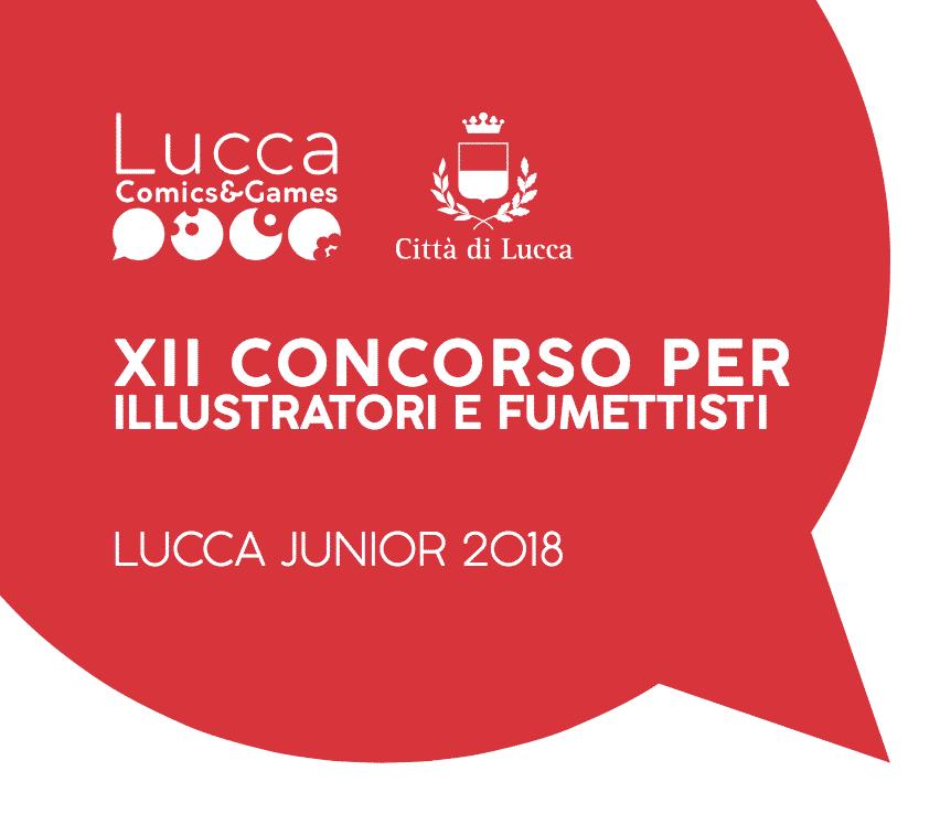 Presentato il concorso 2018 per illustratori Lucca Junior