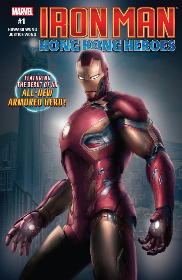 Iron Man - Hong Kong Heroes 1