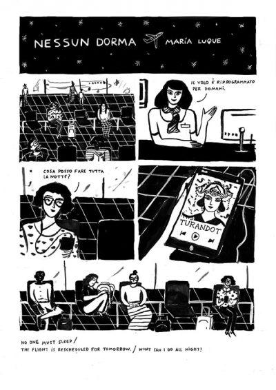 MARIA LUQUE -Nessun Dorma-