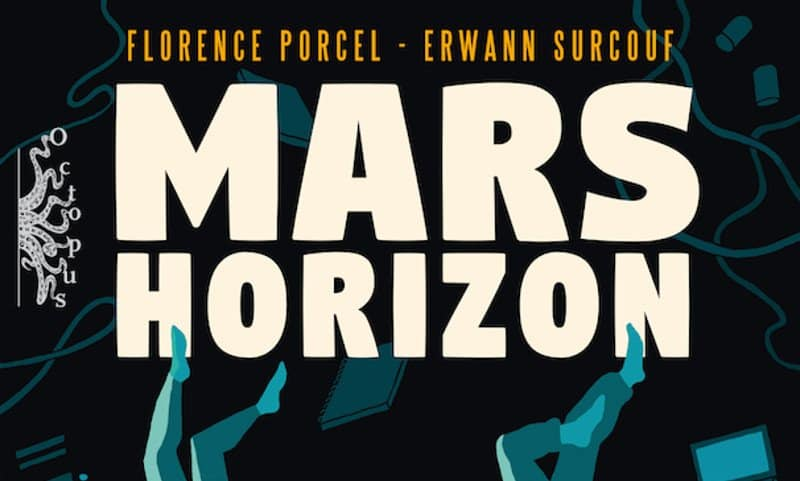 "Bao Publishing pubblica ""Mars Horizon"""