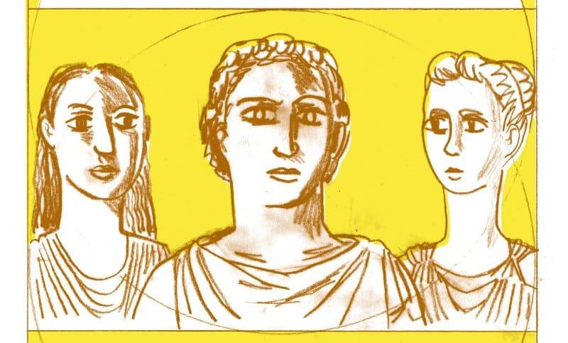 """Novità da 001 Edizioni: """"Pompei"""" e """"Le lacrime di Ezechiele"""""""