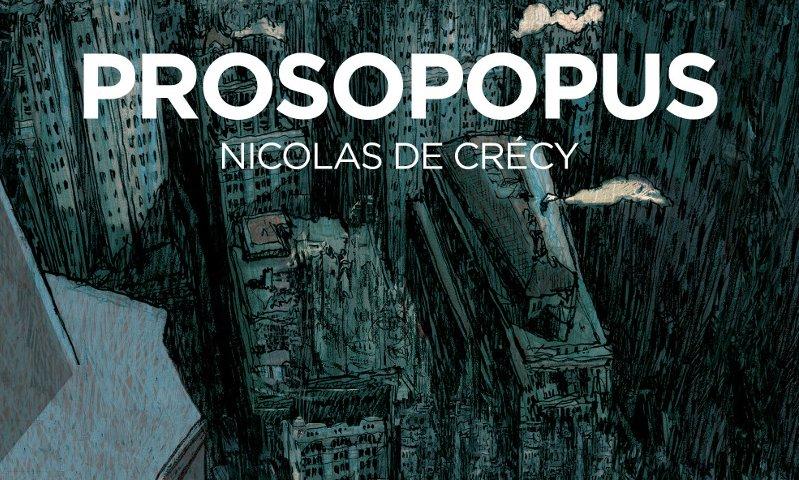 Eris Edizioni pubblica il nuovo libro di Nicolas de Crécy