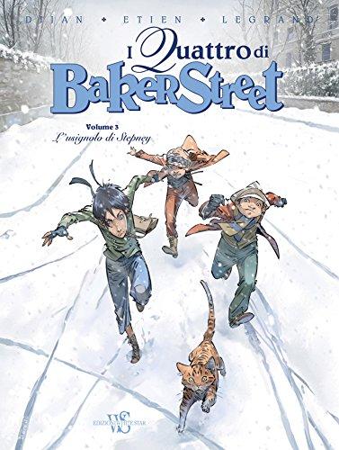 """In arrivo i nuovi volumi de """"I quattro di Baker Street""""_Notizie"""