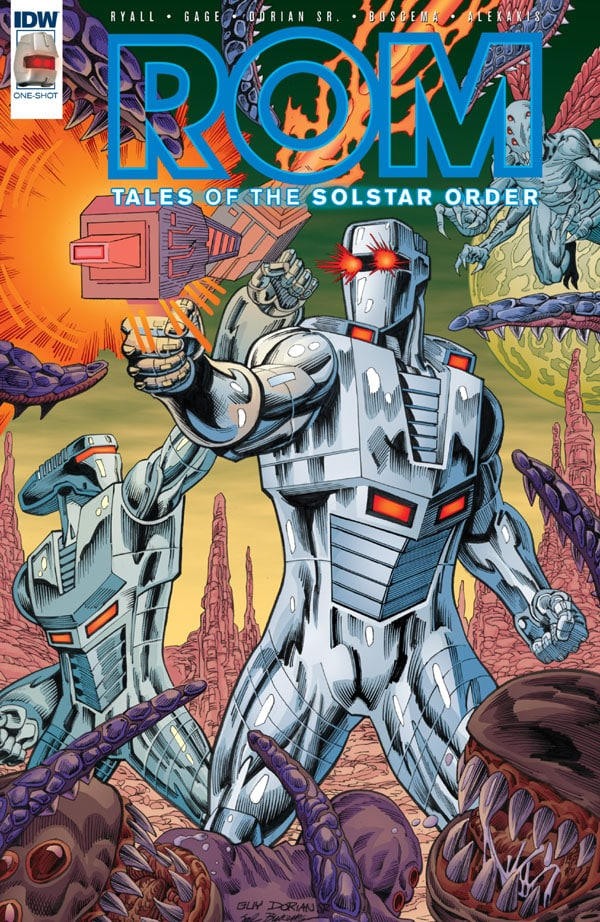 ROM - Tales of the Solstar Order 1 - Special Edition