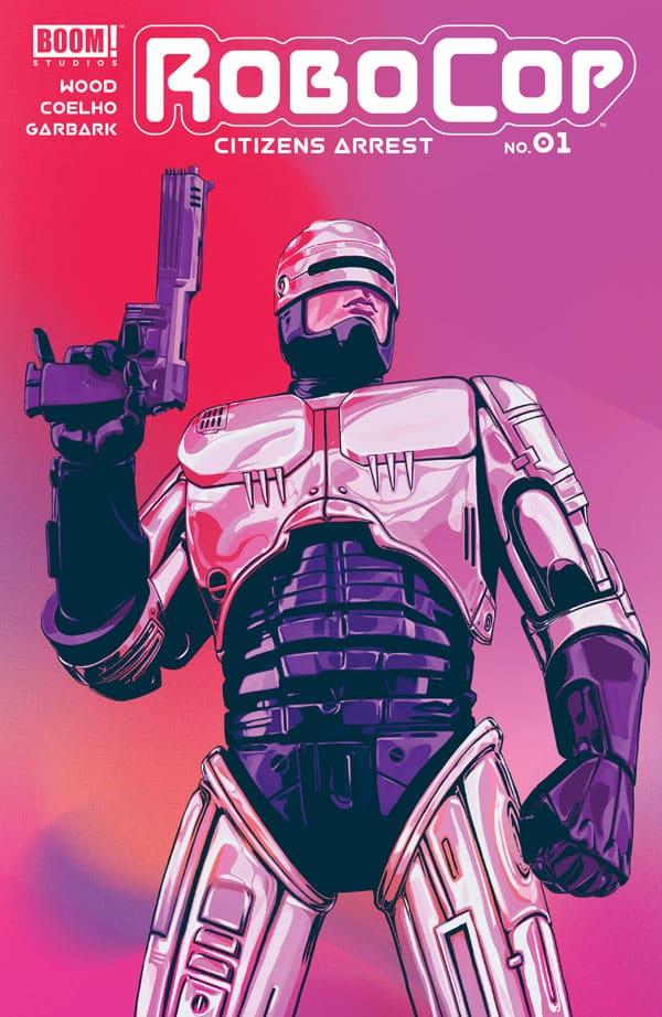 Robocop Citizens Arrest 1