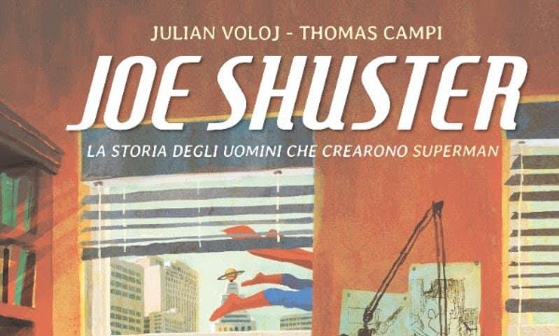 Bao pubblica la graphic novel su Joe Shuster