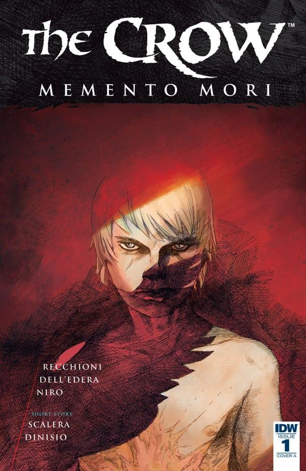 The Crow Memento Mori 1