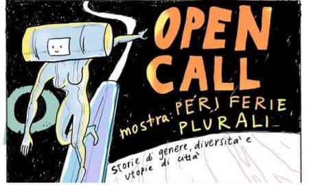 Tuba open call orizzontale